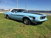 1973 Ford MustangBlue