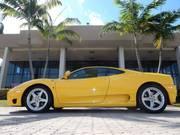 2000 Ferrari 360 13029 miles