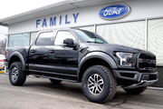 2017 Ford F-150 Supercrew 4x4 Raptor